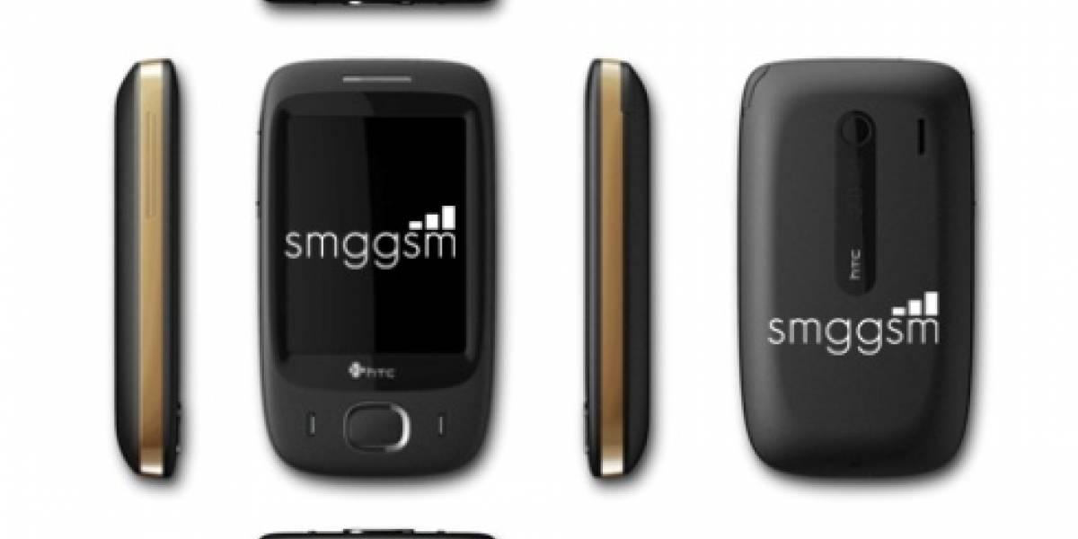 HTC Opal, TouchFlo3D en el Touch original