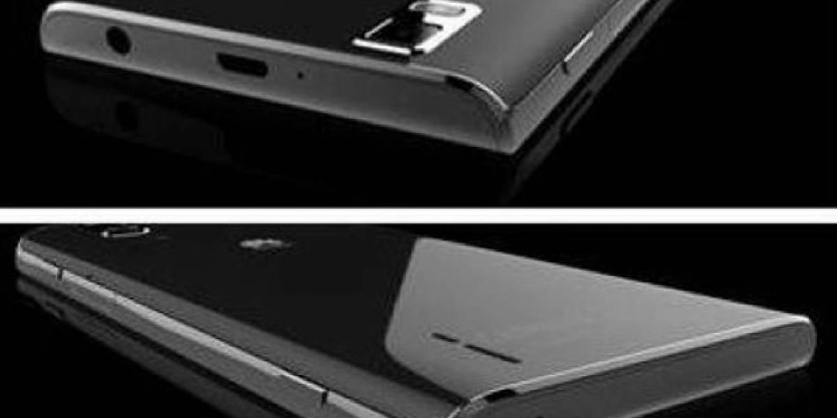 Se filtran imágenes del Huawei Ascend P2