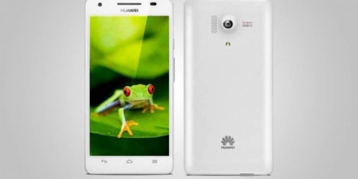 Nuevo Huawei Honor 3 resistente al agua y con cámara de 13 megapíxeles