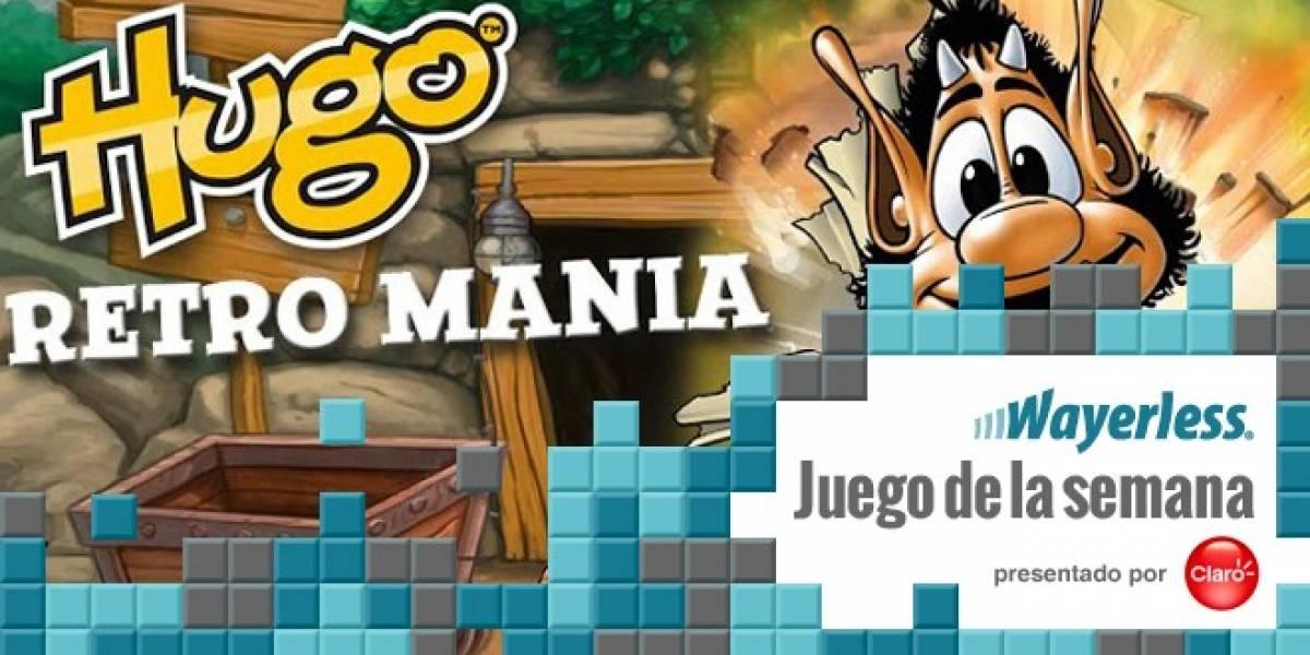 Hugo Retro Mania [Juego de la Semana]