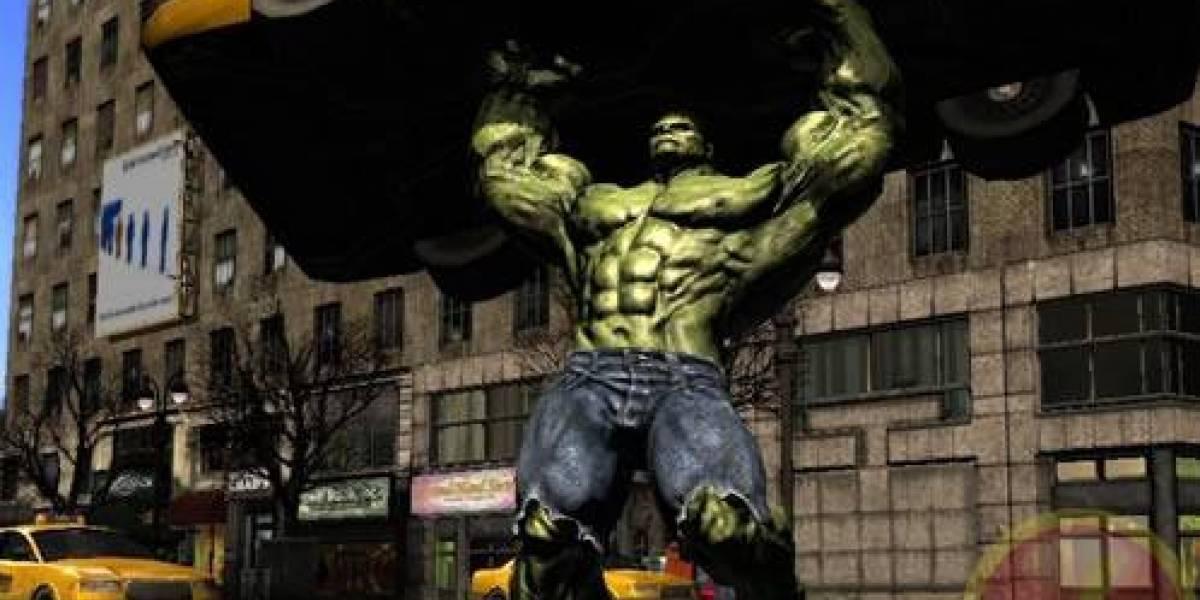 Primeras Imágenes y detalles del nuevo juego de Hulk