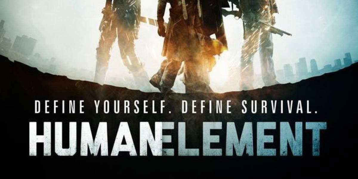 Fourzerotwo presenta su primer juego: Human Element