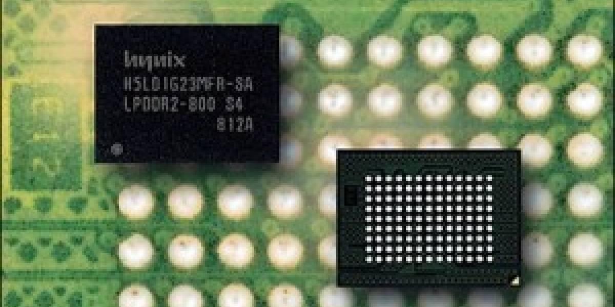 Hynix presenta DRAM GDDR5 de 2GB a 7Gbps