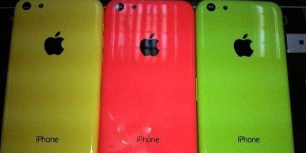 Filtran posibles fotografías del iPhone de bajo costo