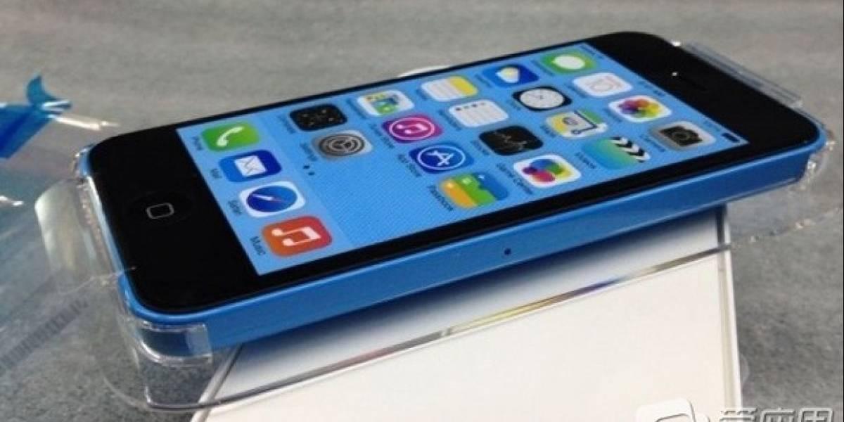Filtran imágenes del iPhone 5C en color azul, amarillo y rosa