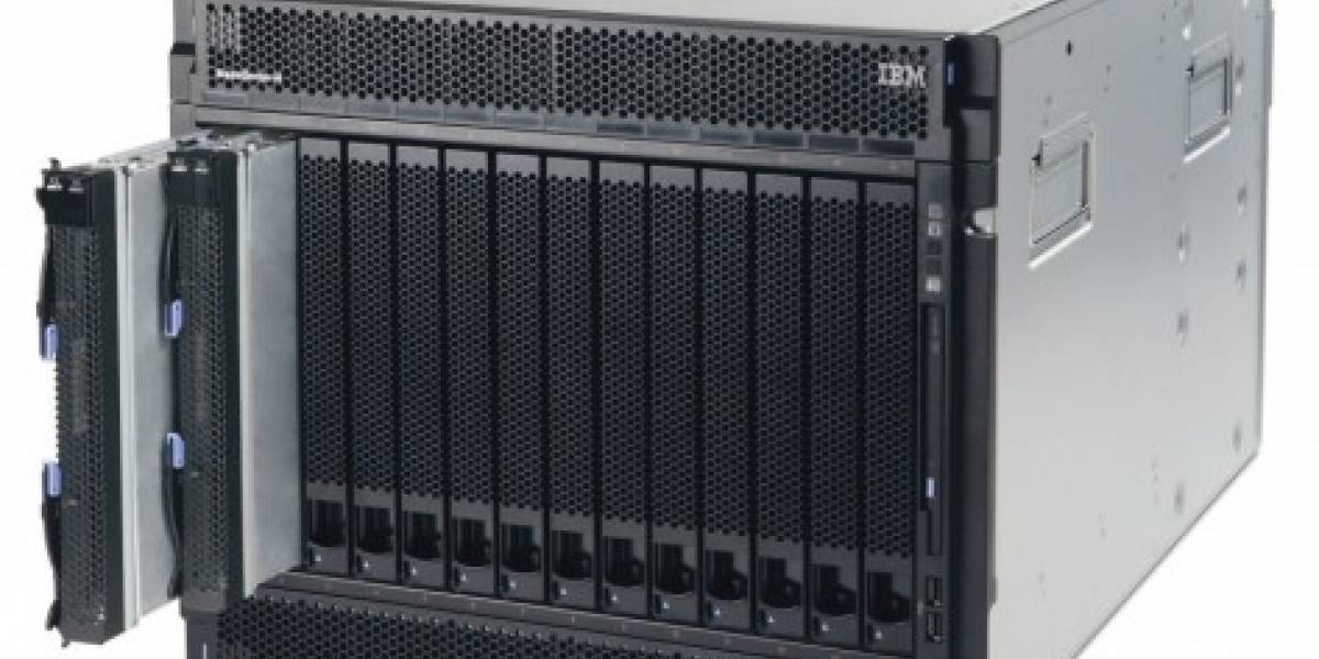 IBM presentará servidores Power7