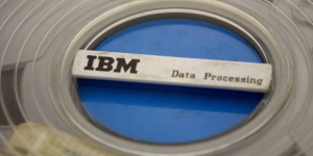 IBM y Fujifilm desarrollan cinta magnética para almacenar 35 TB de información