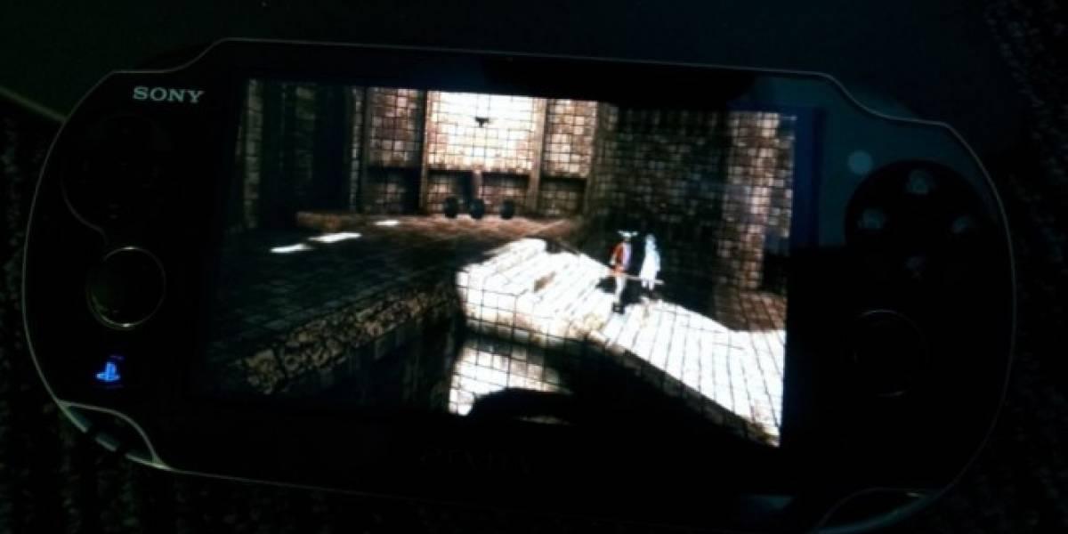 ICO HD pronto tendrá la opción de juego a distancia entre Vita y PS3