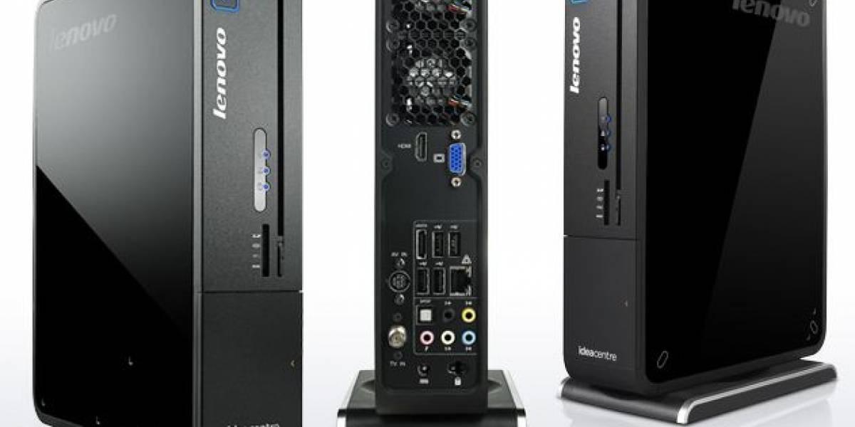 IdeaCentre Q700: Una PC compacta para el Teatro en Casa