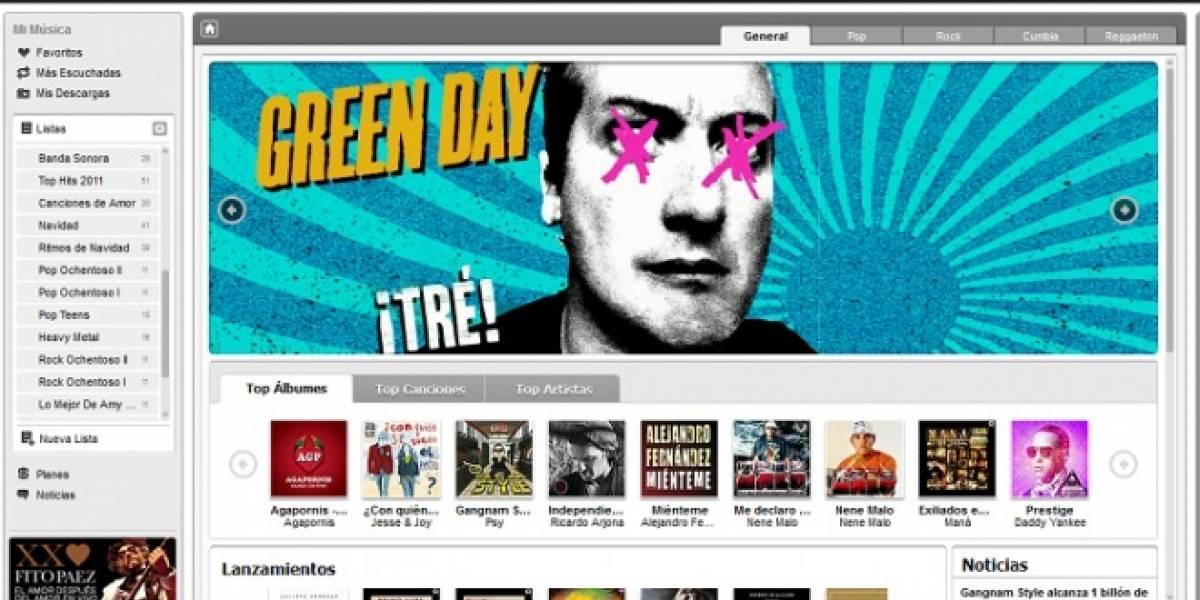Argentina: Claro lanza Ideasmusik, su plataforma de música on line