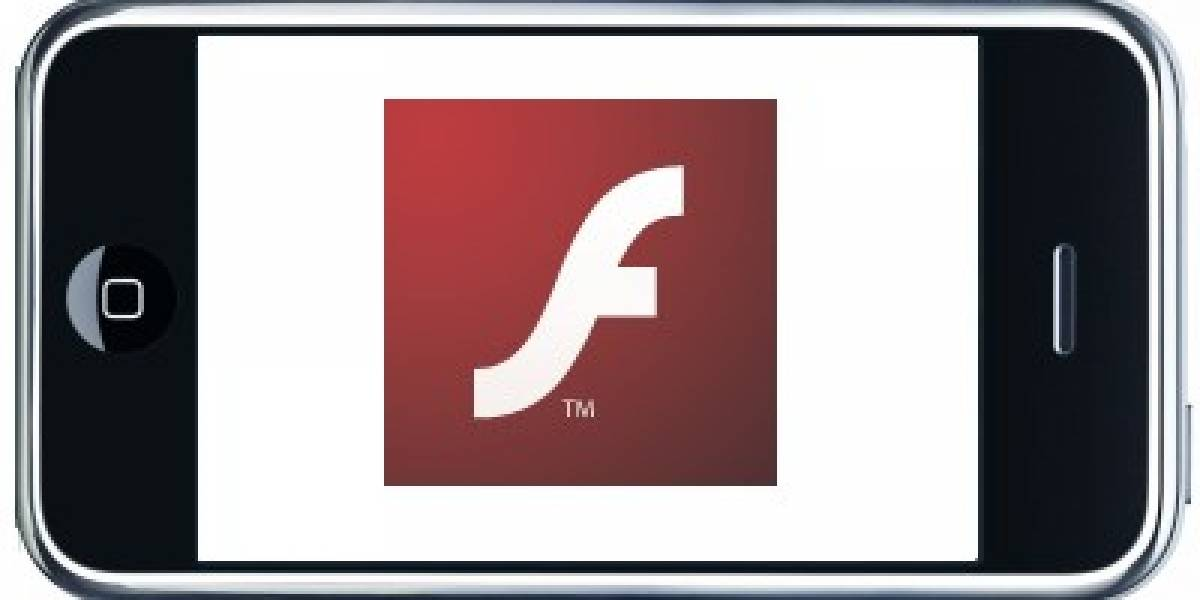 Confirmado: Flash Player para el iPhone
