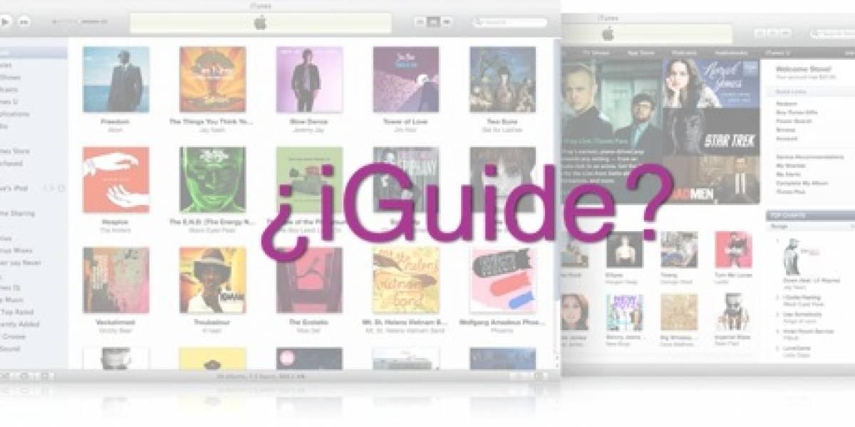 iGuide: Nueva marca de Apple relacionada con el Tablet