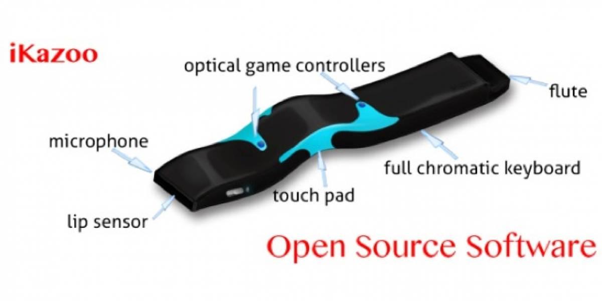 iKazoo, revolucionario control para juegos en iOS y Android listo para pre orden