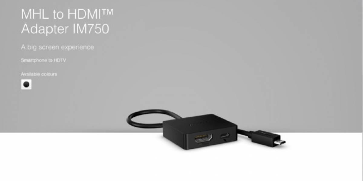 IM750, el conector definitivo HDMI de Sony para Android