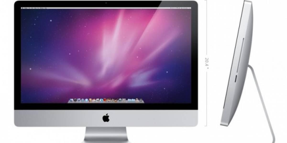 ¿Por qué el nuevo iMac es tan barato?