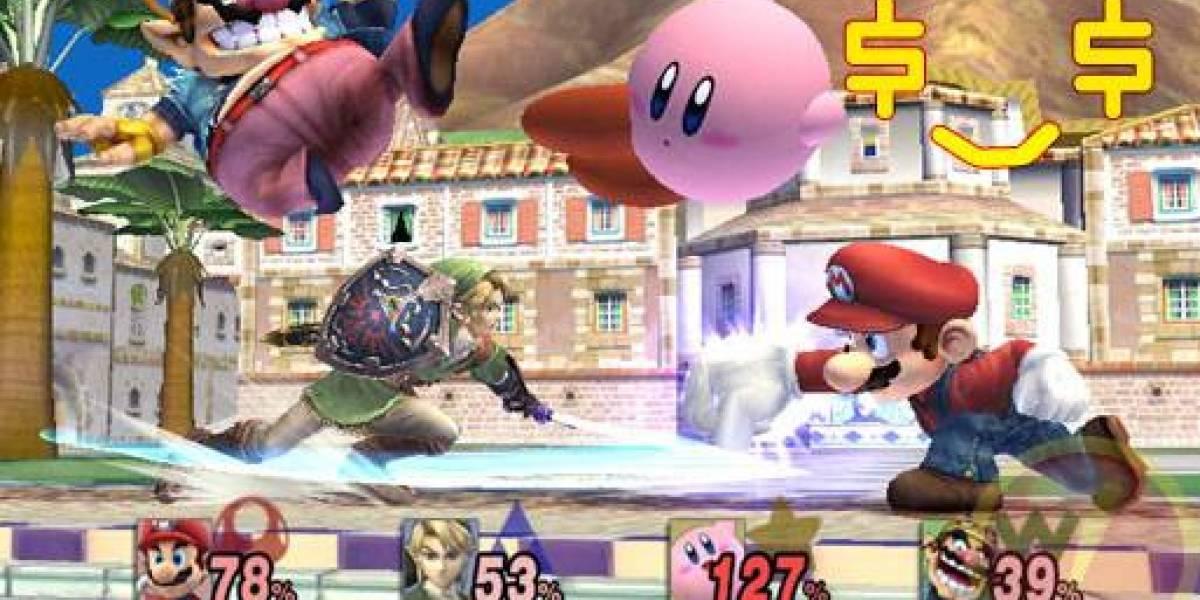 Super Smash Bros. Brawl la rompe en ventas
