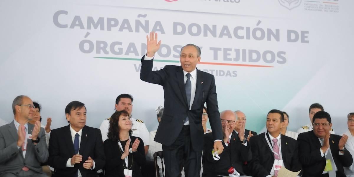José Reyes Baeza renuncia al ISSSTE para buscar una senaduría