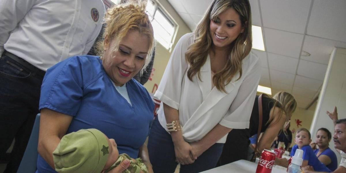 Primera Dama crea espacio para que hijos disfruten con sus madres en correccional de Bayamón