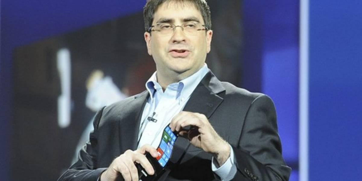 CES 2013: Samsung muestra prototipos basados en Youm, su línea de pantallas flexibles