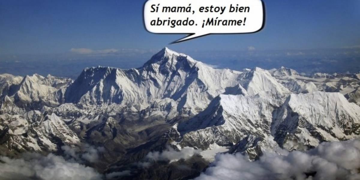 Habilitan servicio 4G LTE en la cima del Monte Everest