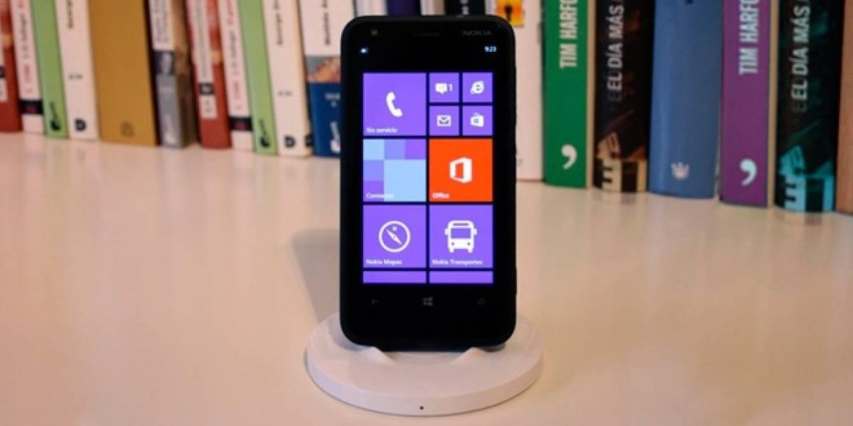 Nokia Lumia 620 [W Labs]