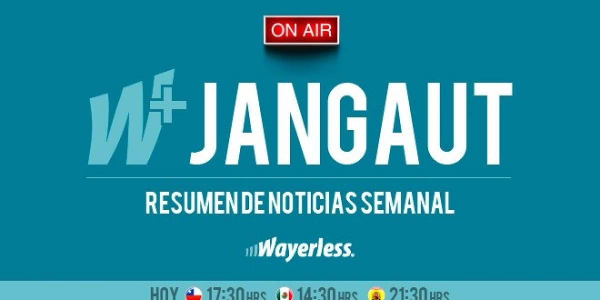 Resumamos la semana del mundo móvil en un nuevo #WJangaut