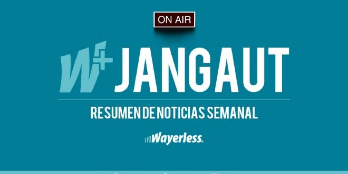 Acompáñanos hoy en un nuevo #wjangaut