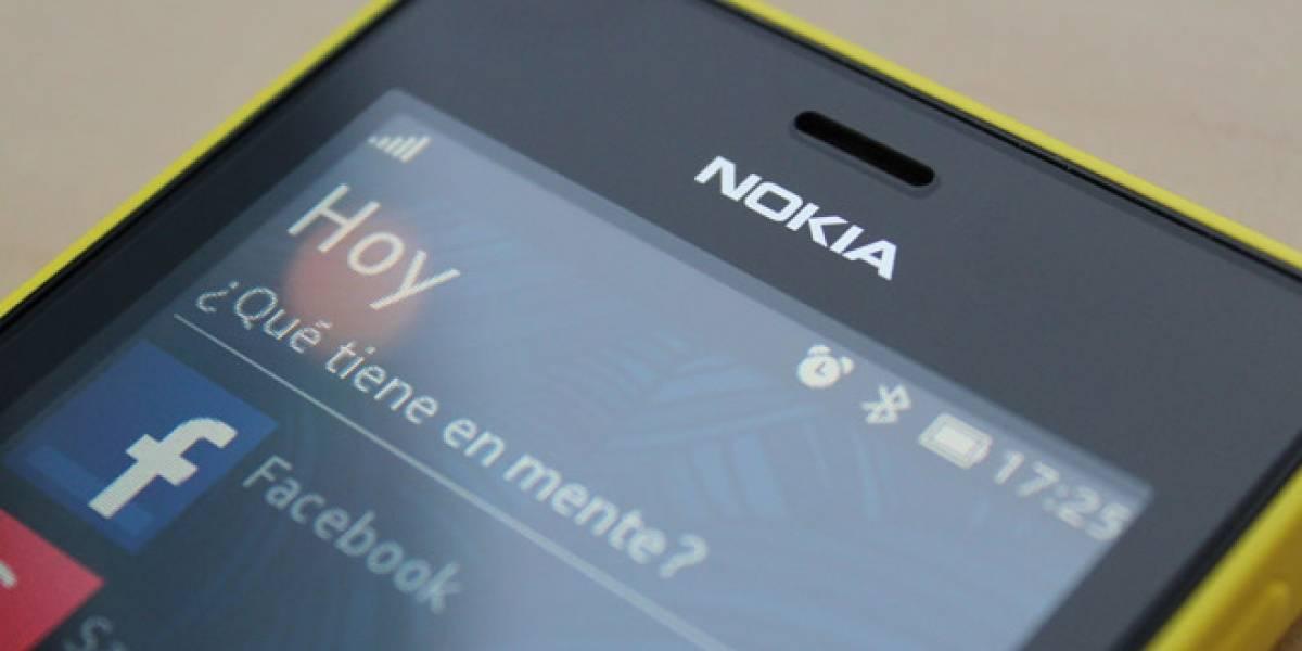 Nokia Asha 501, el feature phone que quiso ser smartphone [A Primera Vista]