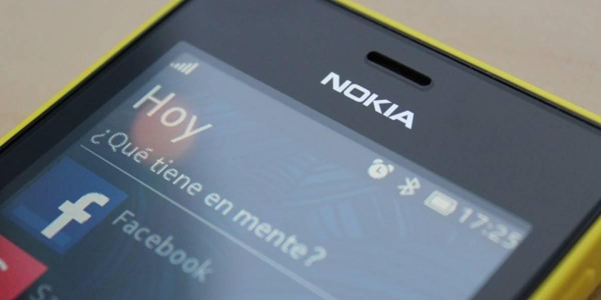 Equipos Nokia Asha ahora pueden subir imágenes a Instagram