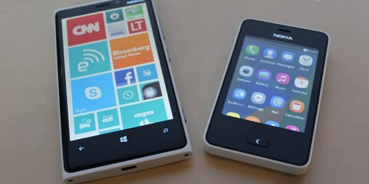 Nokia fabrica el 80,2% de los teléfonos con Windows Phone del mundo