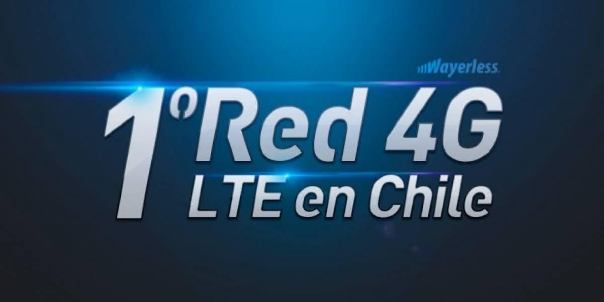 La primera red LTE en Chile puesta a prueba [Infografía]