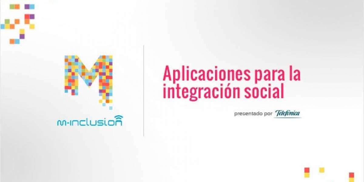 M-Inclusion: Aplicaciones para la integración social