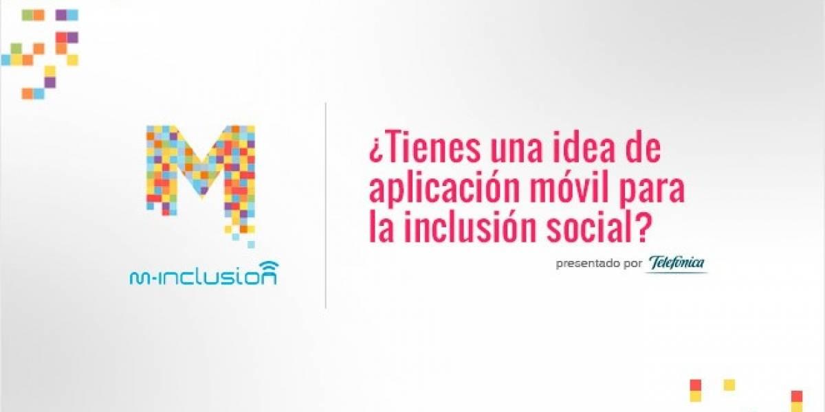 ¿Tienes una idea de aplicación móvil para facilitar la inclusión social? Consigue financiación y hazla realidad