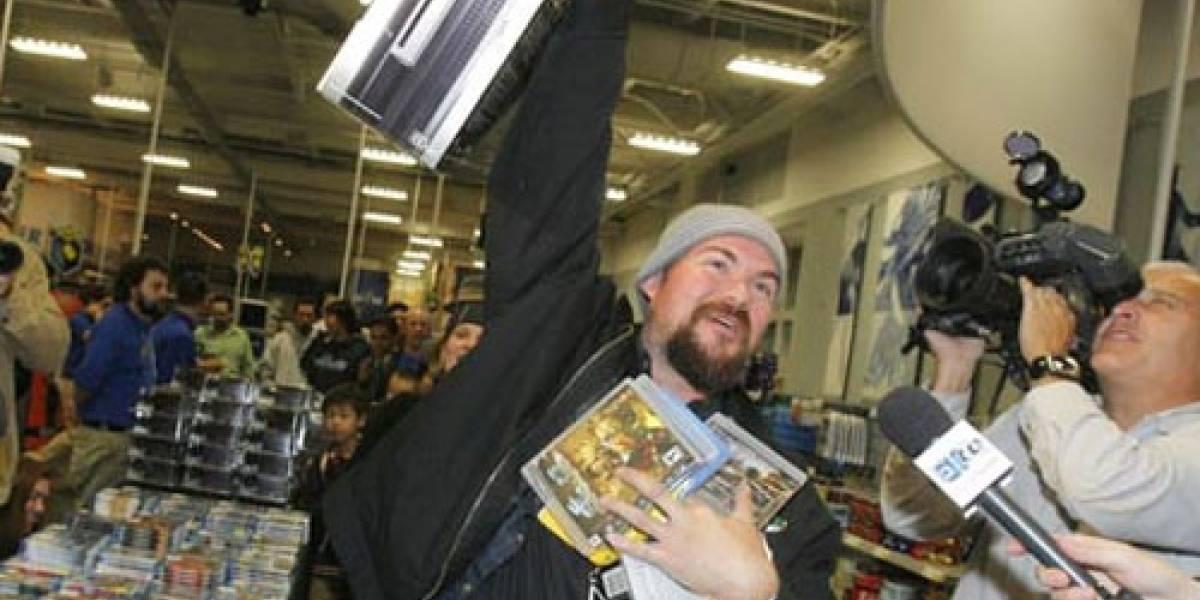 La PlayStation 3 vendió como pan caliente este Enero
