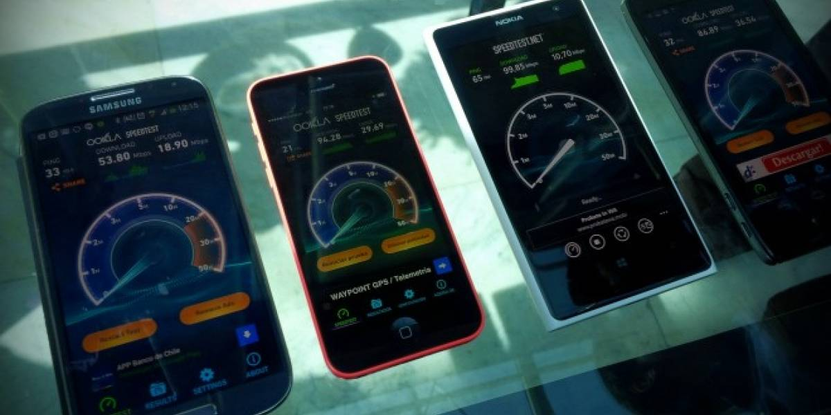 Movistar 4G V/S Claro 4G, el primer round [Video]