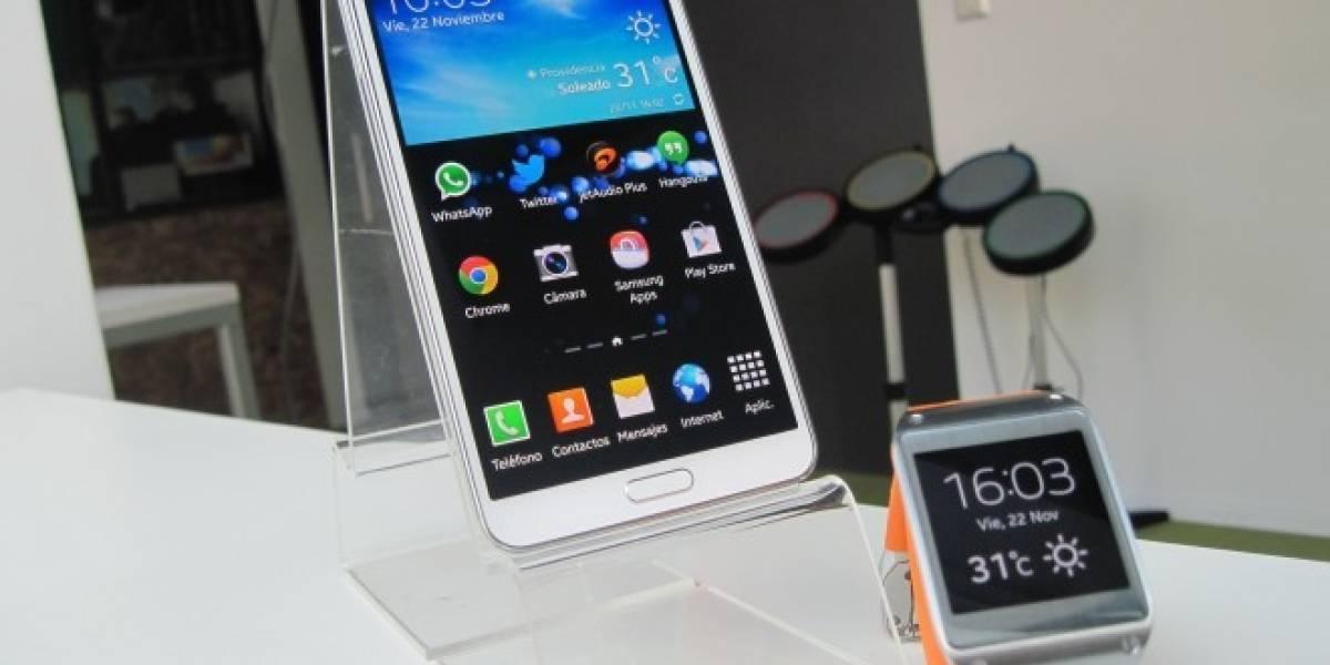 Conoce el Samsung Galaxy Note 3 y Galaxy Gear en un nuevo W Labs Interactivo