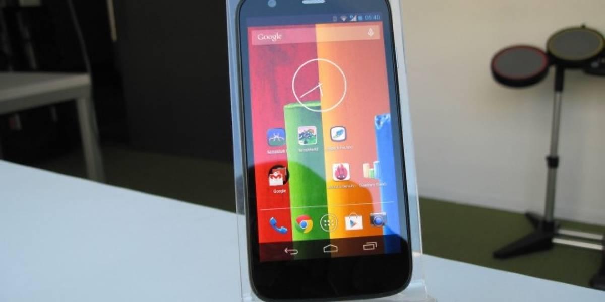 Ven a conocer en vivo al Motorola Moto G en un nuevo W Labs Interactivo