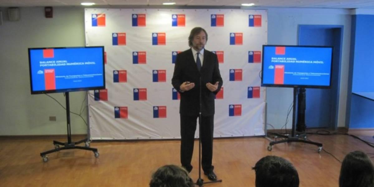 Chile: Portabilidad numérica cumple un año, ya se han cambiado 843 mil usuarios