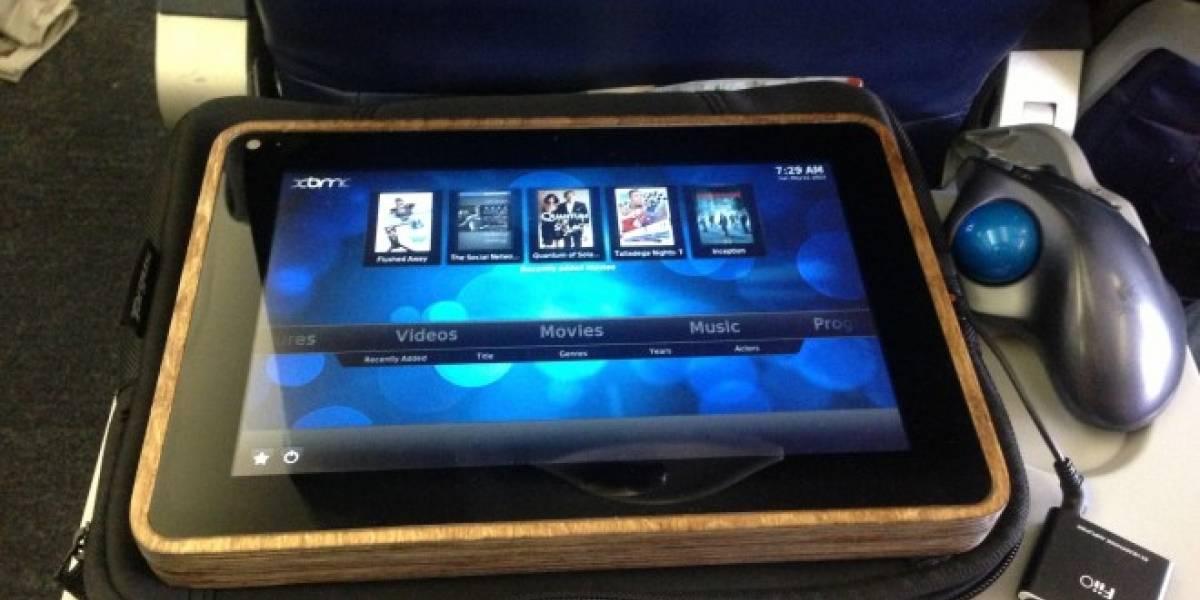 Crean la primera tablet con Rasperry Pi: la PiPad
