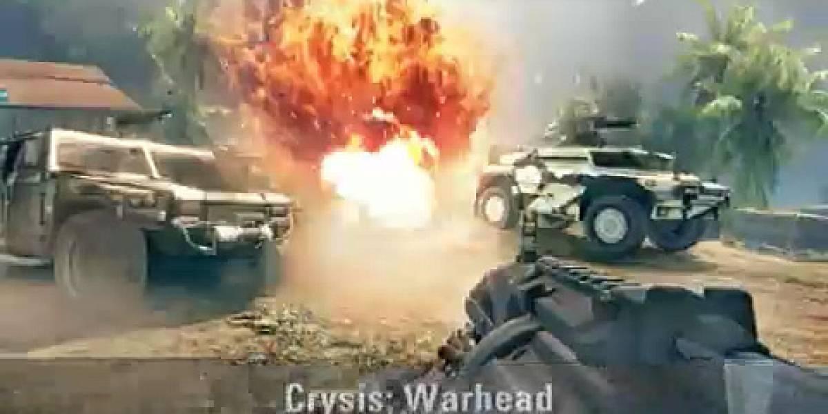 Primeras imágenes y detalles de Crysis Warhead