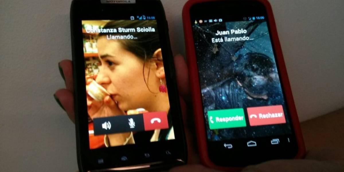 Llamadas gratis de Facebook  Messenger se amplían a Latinoamérica