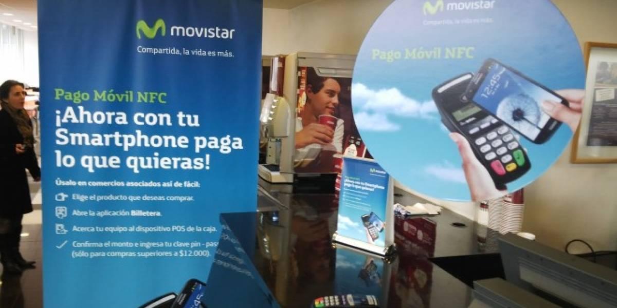 Lanzan plan piloto para realizar pagos mediante NFC en Chile