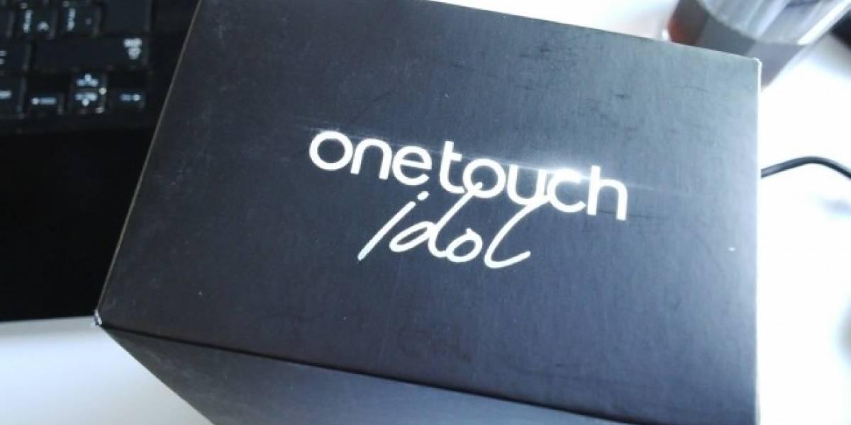 Se filtra una foto del Alcatel One Touch Idol Mini