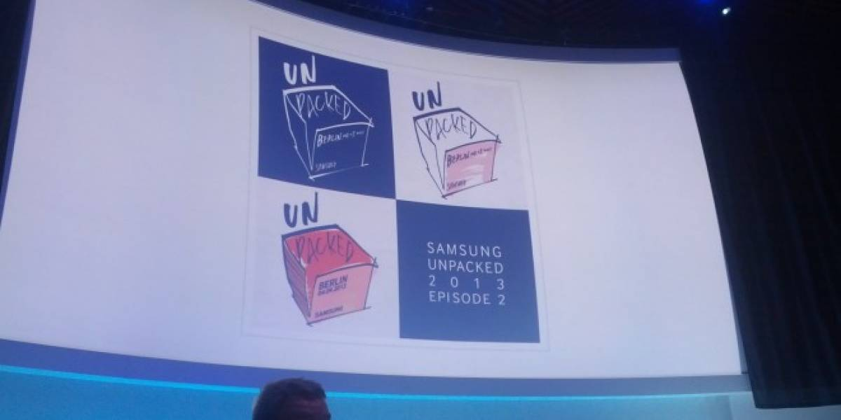 Acompáñanos a ver las novedades de Samsung para #IFA2013