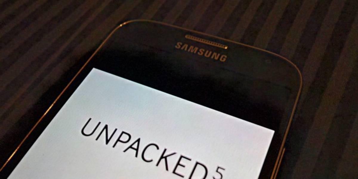 Samsung prepara el lanzamiento del Galaxy S5 en #MWC2014