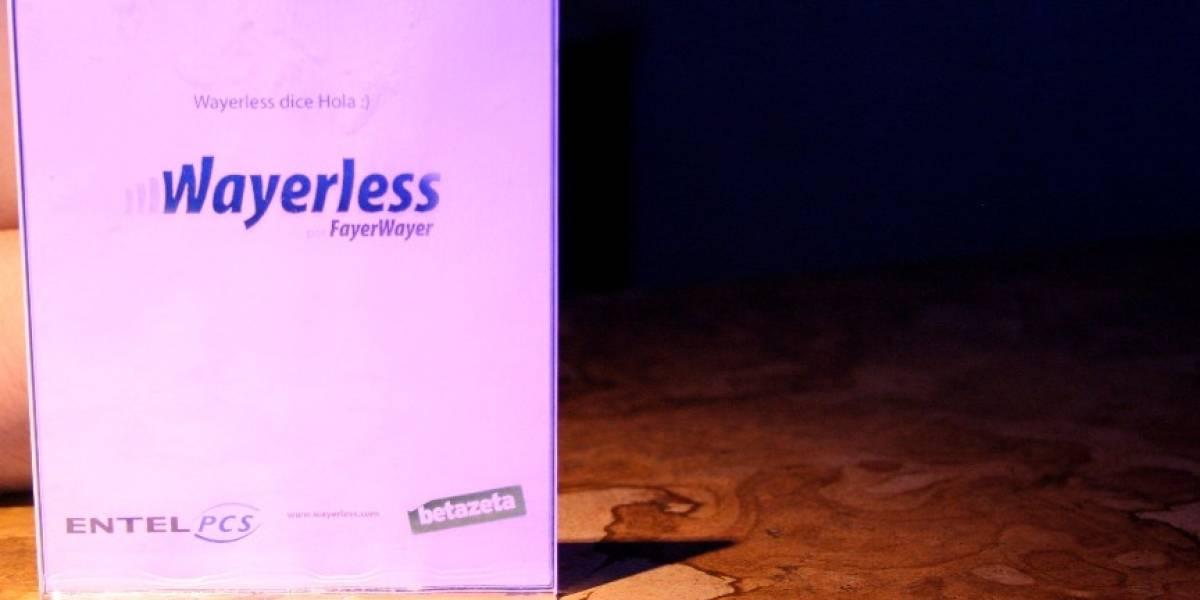 Lanzamiento Wayerless: Una noche increíble con nuestros lectores