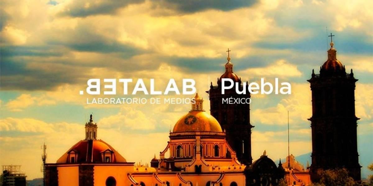 Betalab Puebla (México) recibirá postulaciones hasta el 1 de junio