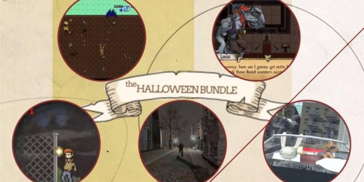 Los juegos del paquete Indie Royale se ponen a tono con Halloween