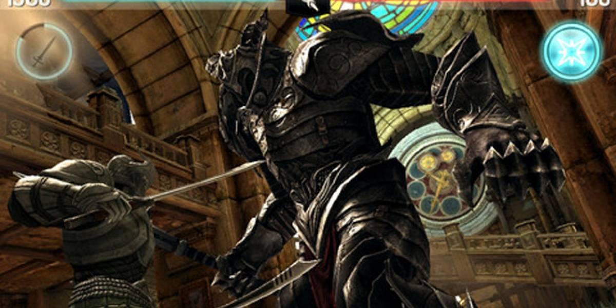 Infinity Blade ha sido el juego más exitoso para Epic Games