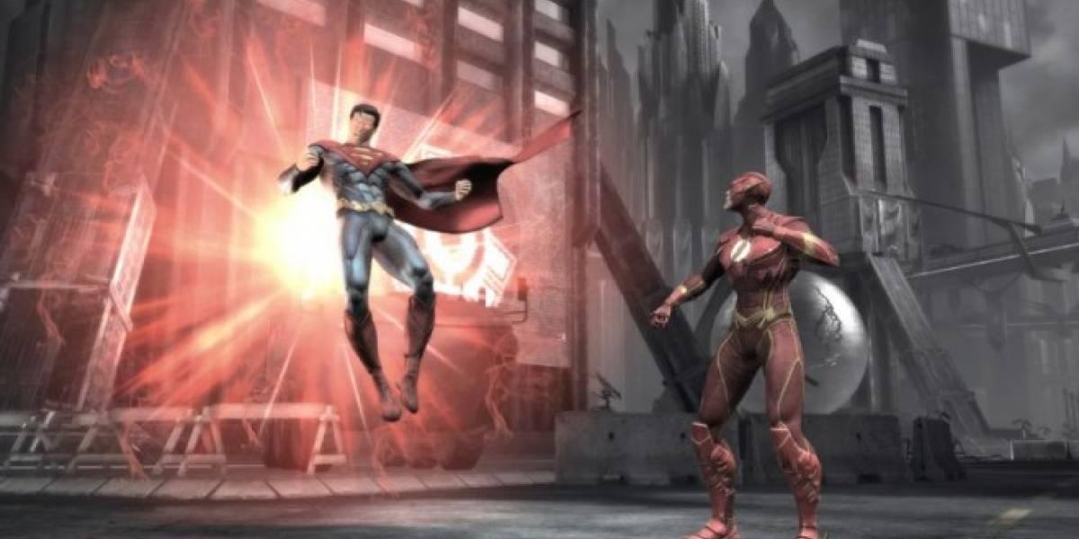 A primera vista: Injustice: Gods Among Us